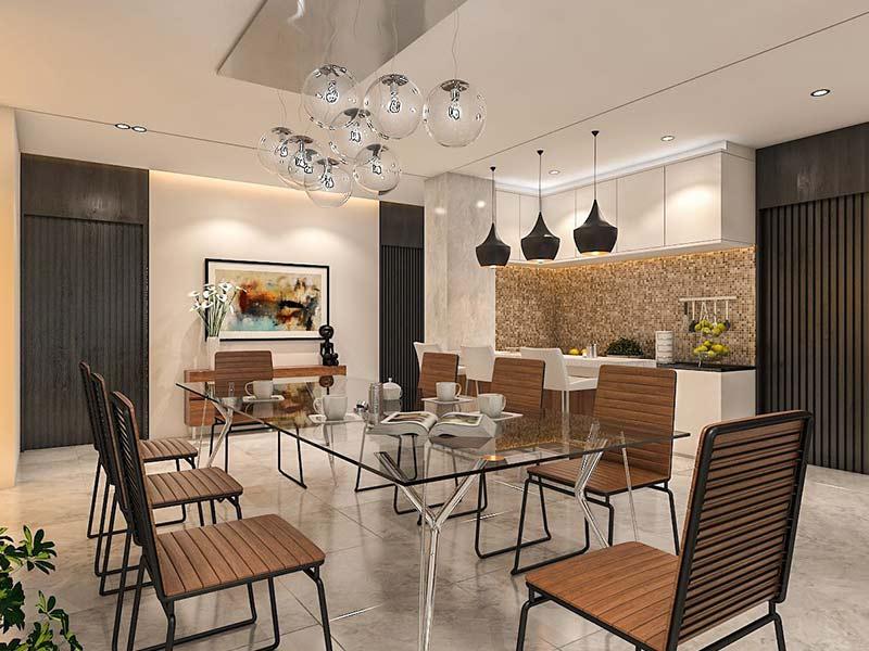 Formal Living Area