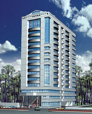 Chandrashila Suvastu Tower