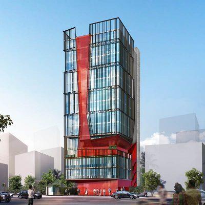 Suvastu Properties Ltd. Rialto Tower, Commercial Building, Real Estate Company